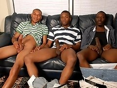 cute gay with huge black dick