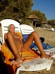 Naked On The Beach! Gallery #56
