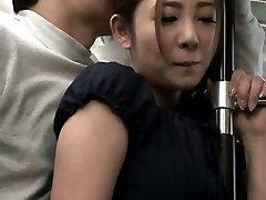 Minori Hatsune Asian in tight skirt likes PublicSexJapan.com