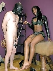 Disciplined By Domina Kiana