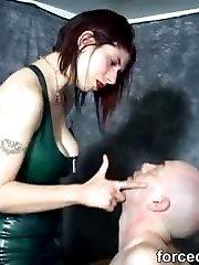 Torturing a man