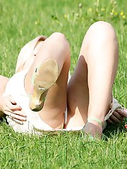 Hottest upskirts uncovered for crowd