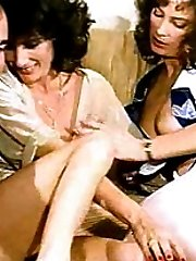 Two seventies ladies fucked