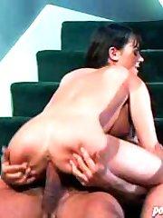 Victoria Paris, Aja, Tiara in classic porn movie