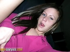HerSelfPics - Real young teen girls