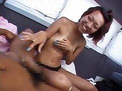 őrült japán modellt, a mesés nyilvános, maszturbáció jav klip