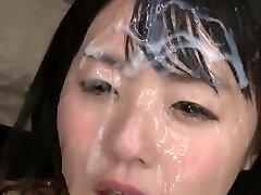 japāņu bukkake karaliene