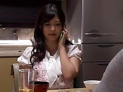 My Wife Began An Affair .... Able To Do Without Dread And Frustration Of Marital Relationship That Chilled Enough To Irreparable Also Beautiful Daughter-in-law Of Hotwife Crazy To Eliminate And Clean, Others Not Stick. Nozomi Sato Haruka