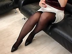 asian wife in stocking 6-1