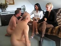 Amazing Amateur video with Group Hump, Fetish sequences