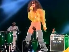 fantastic hairy singer public nude on stage concert nos 4