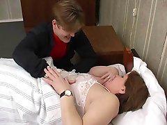 Russian mom 18