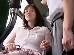 Masturbazione In AUTOBUS