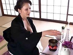 Vackra Japanska MILF