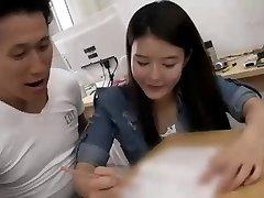 Hot Coreano Insegnanti Con I Loro Studenti