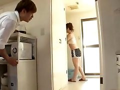 hot japanese housewife