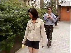 Korėjos studentas fucks vakarų dicks -1