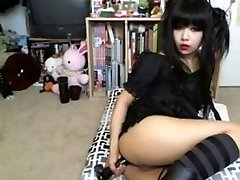 Gothic buttfuck play