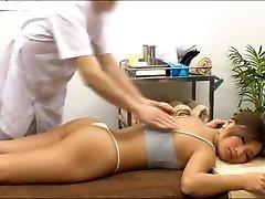 Voyeur asian massage