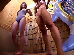 アジアビーチロッカールームで覗く-4-4