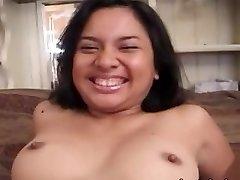 Ugly amateur asian girl banged stiff