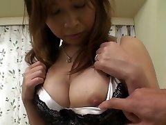 Ugly Japanese girlie Machiko Nishizaki desires of getting penetrated