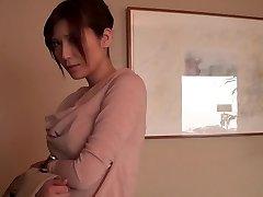 Yuna Shiina in Gal Teacher Yuna part 2.1
