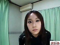 À partir de ASIA-MEET.COM - Japonaise Latex Catsuit 31