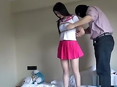Chinese Student Tied Up