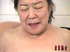 Japon granny seks zevk