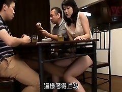 Hairy Asian Snatches Get A Hard-core Plowing