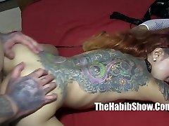 asian sensation kimbelry chi gets nailed rican hood tattoo c