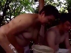היפנים סבתא siep 2 - מוצצת