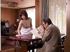 Olgun Japon anne ergen Horoz Arzuları
