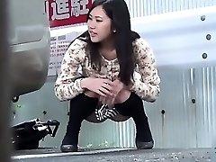 Japanese Urinate 2