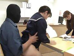 schoolgirl experiment 2