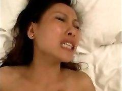 milky guy fucks chinese girl