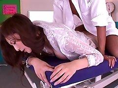 Yuna Shiina in Sexual No Panty Instructor part 2.1