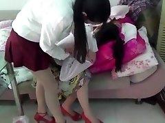 Chinese Pantyhose