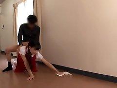 Kuumim Aasia video Kolmekesi,Jaapani stseene
