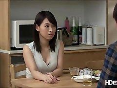 Seksi Sana dobi, da se zajebal s mož na njihovem domu, ki jo jaukati