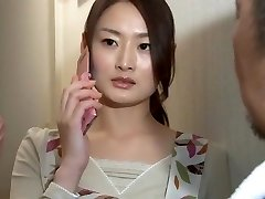 Hottest Japanese model Risa Murakami in Horny Smallish Mammories JAV movie