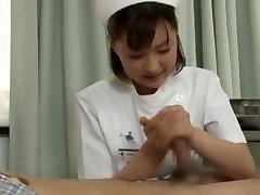 Hottest Asian chick Yukiko Suo in Crazy Handjobs JAV scene