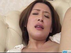 Emi Orihara provides fine solo along her t