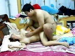 Kitajski Par, Ki Imajo Spolne Odnose