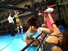 Macska Harc Anális Pro Wrestling