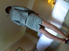 Őrült Japán csaj Kei Akanashi, Risa Goto, Yu Minase, Rina Fujimoto, a Csodálatos pár, fehérnemű JAV videó