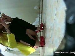 kinesiska offentlig toalett.2