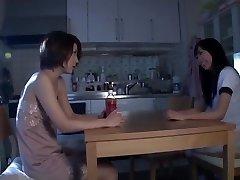 Hot Asian College Girl Seduces Helpless Schoolteacher