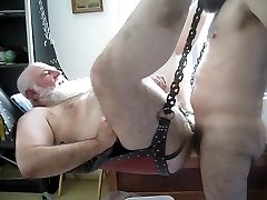 dad hairy ass